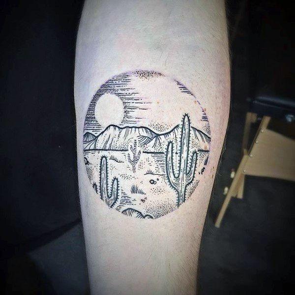 Best 25 desert tattoo ideas on pinterest arizona tattoo for Arizona desert tattoo