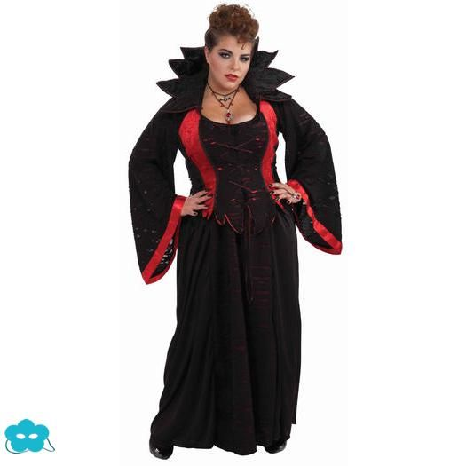 ../Disfraz de vampiresa Deluxe talla grande