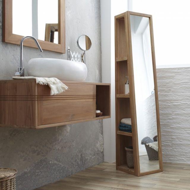 17 best ideas about colonne salle de bain on pinterest - Colonne salle de bain bois exotique ...