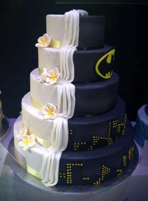 Future wedding cake...just made me think of you and Cody...@Courtney Baker Baker Couch