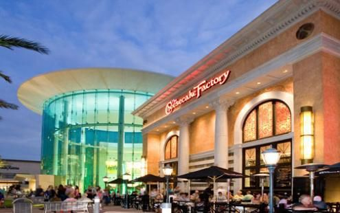 The Cheesecake Factory - Orlando Restaurants - Comida Americana