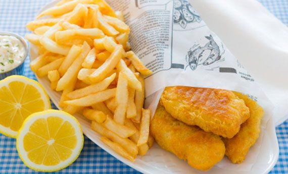 Fish and chips: ricetta originale per sentirsi subito a Londra | Masterchef UK