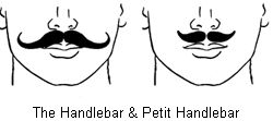 The Dali  As mustache styles go, this is the most eccentric.  The Dali is named after the man who invented it, the Spanish artist Salvador D...