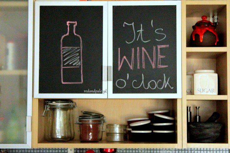 It's wine o'clock. Always.