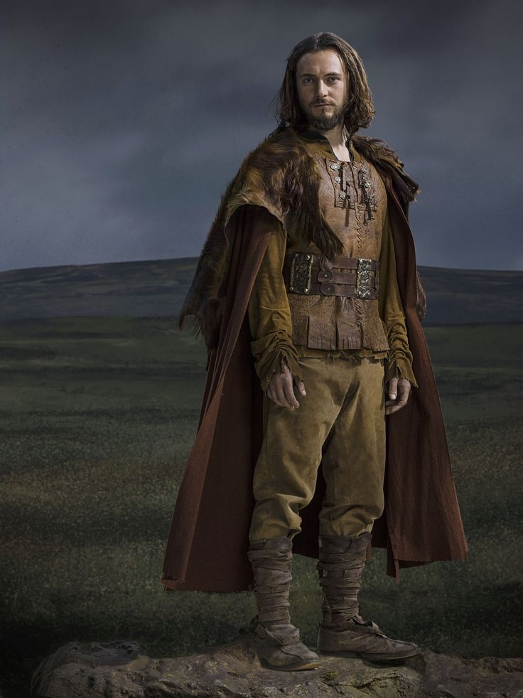 Aethlstan played by English actor... Image source: www.fanpop.com