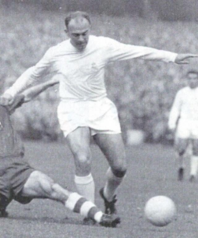Alfredo Di Stéfano, Real Madrid                                                                                                                                                      Más