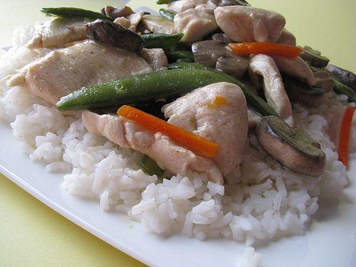 Moo Goo Gai Pan Recipe | recipes | Pinterest