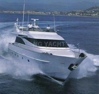 Cantieri Navali Liguri GHIBLI 21 - http://boatsforsalex.com/cantieri-navali-liguri-ghibli-21/ -         US$619,740  Year: 1997Length: 71'Engine/Fuel Type: TwinLocated In: ItalyHull Material: AluminumYW#: 76274-2464018Current Price: EUR450,000 (US$619,740) Ghibli 21 del 1997 - 2x1200 Caterpillar - 3 cabine - 3 bagni - cabina equipaggio - REFITTED 2012 INTERNI ...
