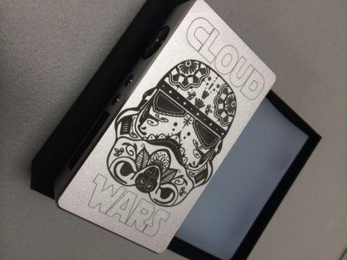 Custom Engraved Stormt...E Cig Review