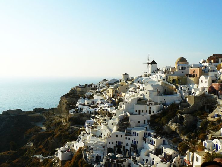 Oia, Santorini, Greece.  #travel, #destination, #Santorini, #Greece http://travellingwizards.com/destinations/countries/greece/islands/santorini