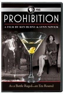 Ken Burns' Prohibition...so good, just like everything else he makes.