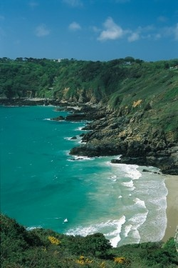 Guernsey | Among the many sights Guernsey has to offer are an abundance of ...
