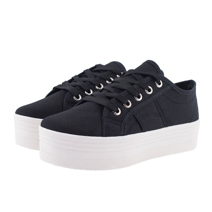 sneaker lace, black & white  http://www.topshoes.gr/