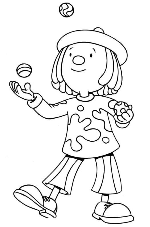 golf balls coloring pages - photo#34