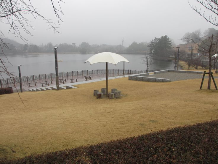 鞍ヶ池公園 ⑥水辺テラス