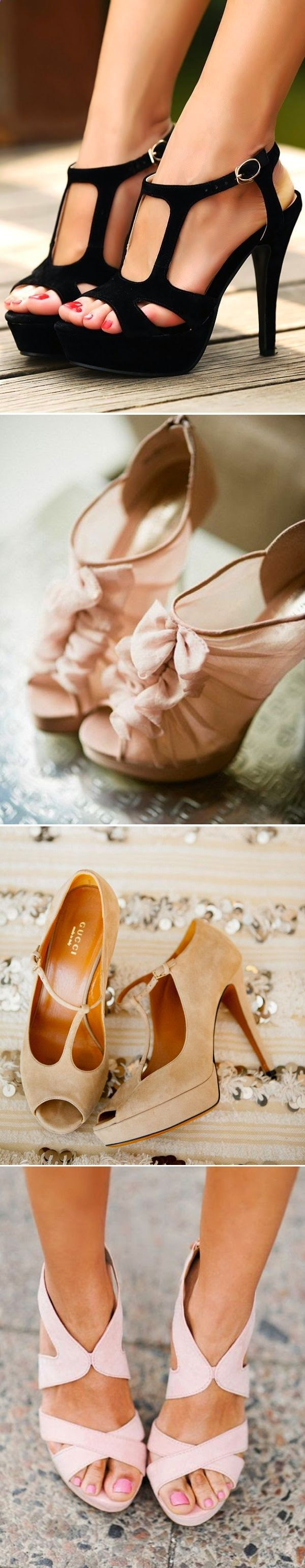Beautiful Heels for Spring and Summer