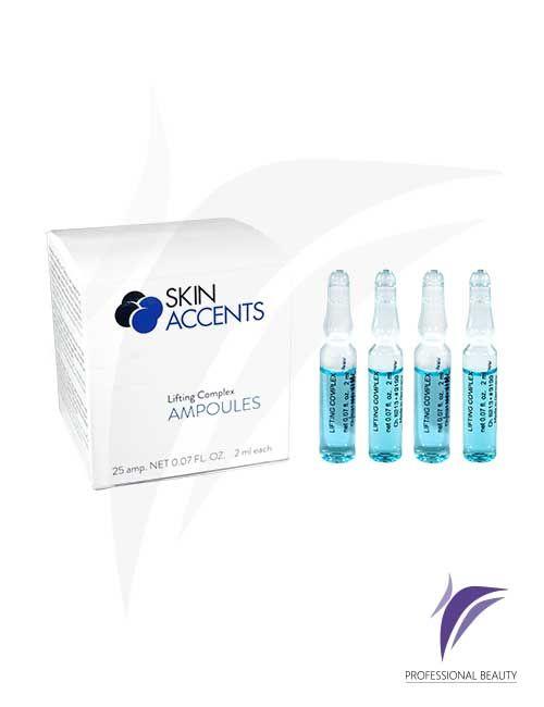 Complejo Reafirmante Caja de 25 Ampolletas con 2ml: El complejo reafirmante son sustancias activas concentradas que ayudan a la reafirmación y tonificación de la piel estimulando la producción de colágeno. Recomendada para todo tipo de piel con problemas de flacidez.