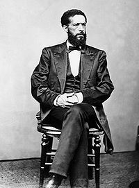 John Mercer Langston was an American abolitionist, attorney, educator, and political activist. He was the first dean of Howard University law school  & helped create the department. He was the first president of what is now Virginia State University. In 1888 he was the first African American elected to U.S. Congress (Virginia) and the only one for nearly a century. In 1855 he was one of the first African-Americans in the United States elected to public office when elected as town clerk in…