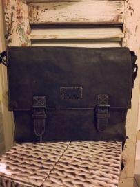 Schoolbag - H.U.N.T. (donkerbruin)