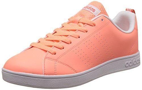 Oferta: 59.5€. Comprar Ofertas de Adidas Vs Advantage Clean, Zapatillas de Tenis para Mujer, Naranja (Sunglo/Sunglo/Eascor), 38 EU barato. ¡Mira las ofertas!