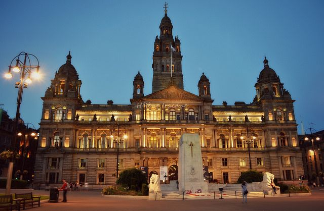 Glasgow City Chambers, George Square