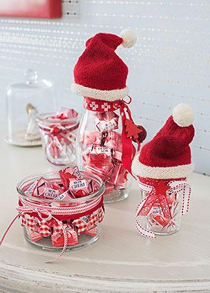 Dekorieren und Schenken mit den Pralinen von Ferrero - Weihnachtsbräuche