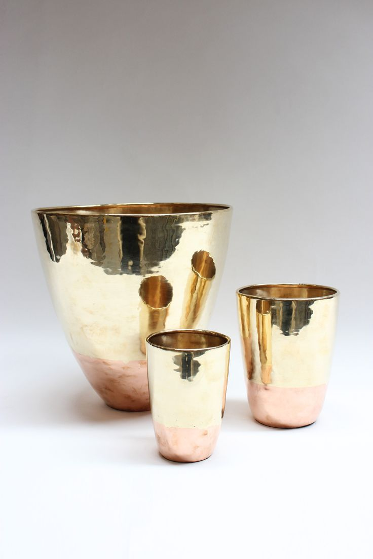 Vase copper / brass http://www.orsonandblake.com.au/2-59_decorative-accessories.htm