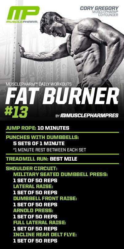 Fat burner #13