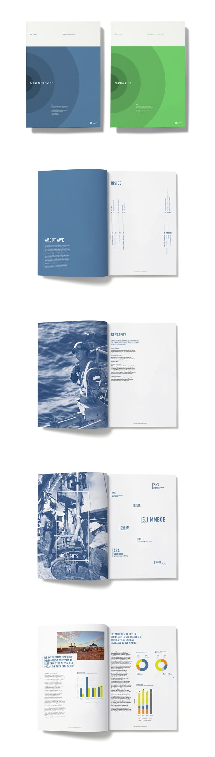AWE Annual Report 2015 by Ascender