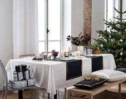 Jadalnia styl Skandynawski - zdjęcie od H&M Home