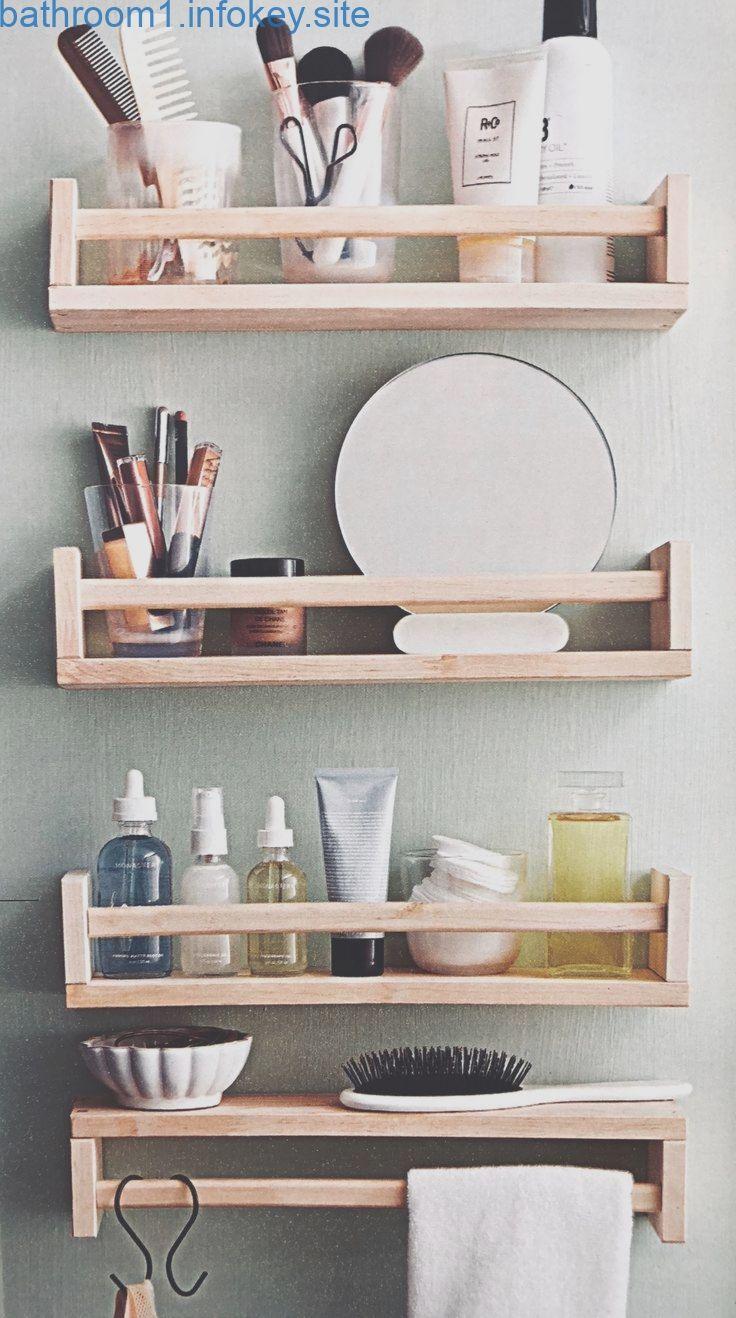 56 Moglichkeiten Ikea Gewurzregale Uberall In Ihrem Raum Einzusetzen Aufbewahrung Fur Kleines Badezimmer Badezimmer Dekor Diy Badezimmer Diy
