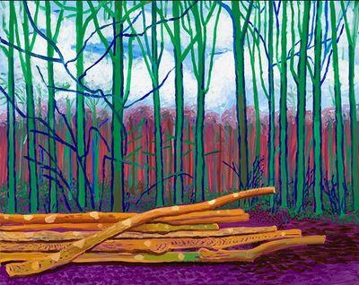 David Hockney | Louise's Web Log