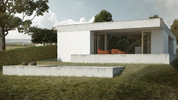 Jednoduchý bungalov
