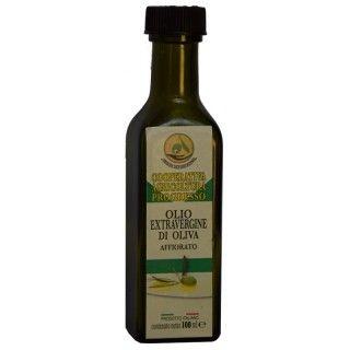 Olio Extravergine di Oliva selezionato dal primo affioramento di estrazione 100% italiano, altissima qualità
