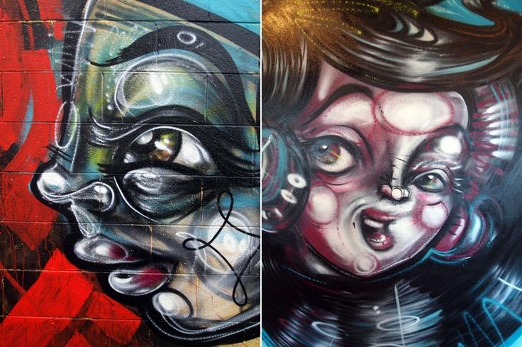 Wall Mural by CINZAH SEEKAYEM