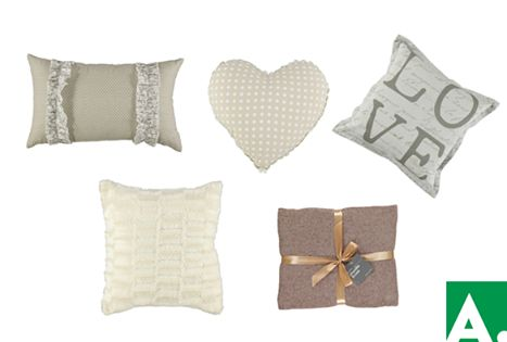 Update your lounge with these homeware accessories.