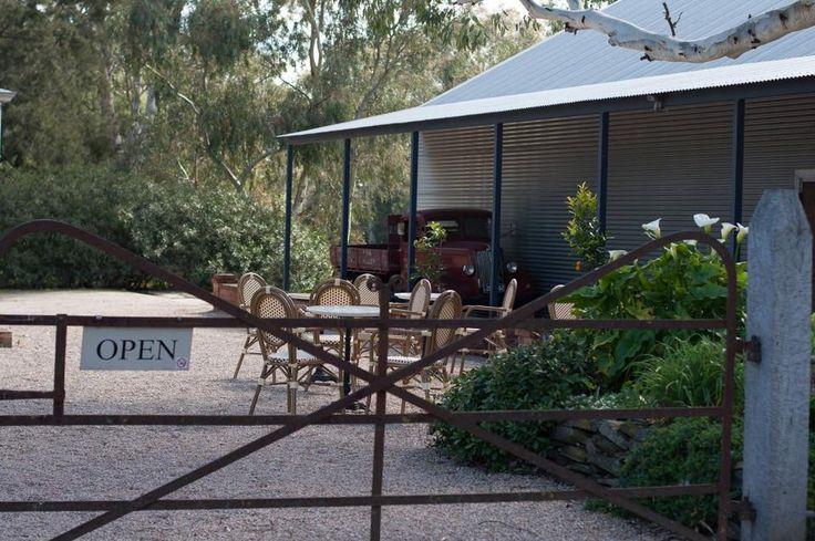 Turkey Flat Vineyards Cellar Door. Barossa Valley. South Australia