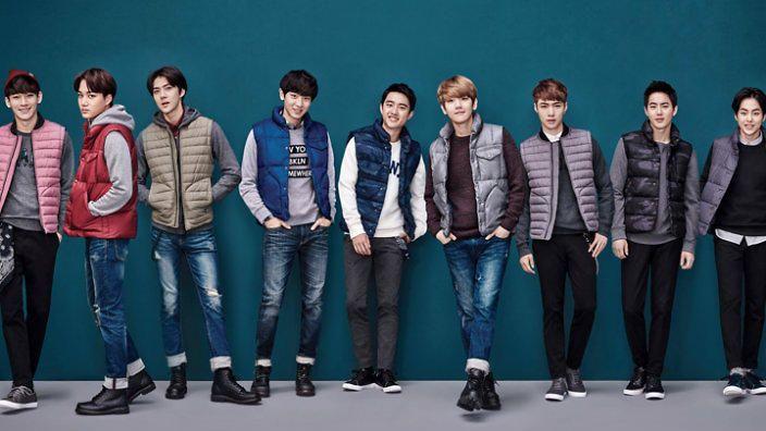 "Video klip berjudul ""Call Me Baby"" milik boyband EXO berhasil menembus 100 juta…"