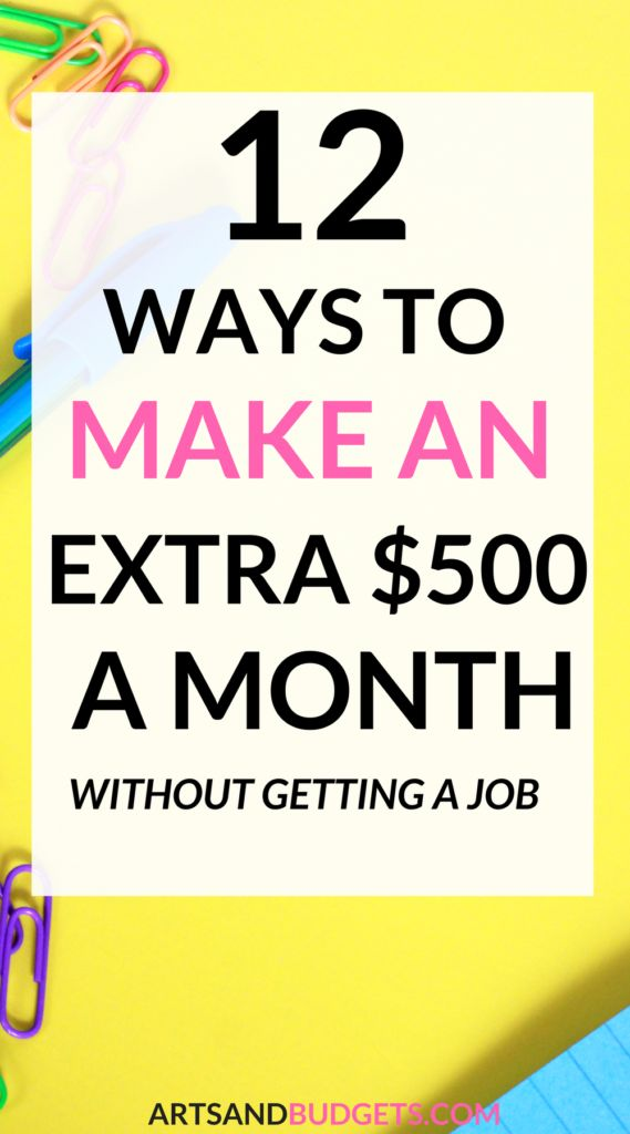 Looking for ways to make extra money without getting a job? This post share 12 ways you can make extra money this month without getting a job! - working from home.- side hustles, work from home, SAHM, ways to make extra money, blogging, survey sites, focus groups, side hustle, side hustles, make extra money, ways to make extra money, work from home, ways to make money at home,  passive income, side hustle ideas, side hustles at home, side hustles for teachers, ways to make extra money in…