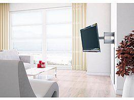vogel's® TV-Wandhalterung »THIN 345« schwenkbar, für 102-165 cm (40-65 Zoll) Fernseher, VESA 600x400