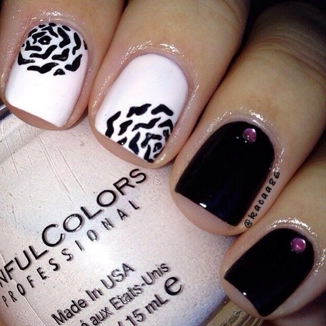 Instagram photo by kacaa86  #nail #nails #nailart