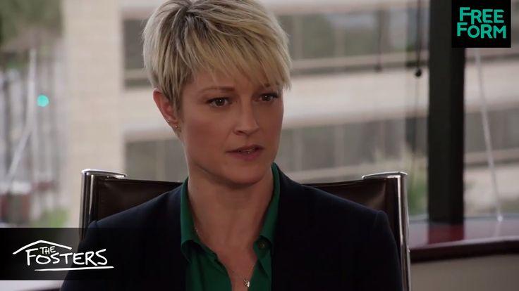 The Fosters | Season 4, Episode 19 Sneak Peek: Debating About Callie's Trial | Freeform - YouTube