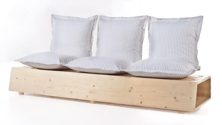 Facile / sofa / design Marco Gregori / Formabilio