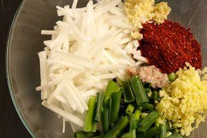 Basic Napa Cabbage Kimchi (Kimchee) | Recipe | Kimchi, Napa Cabbage ...