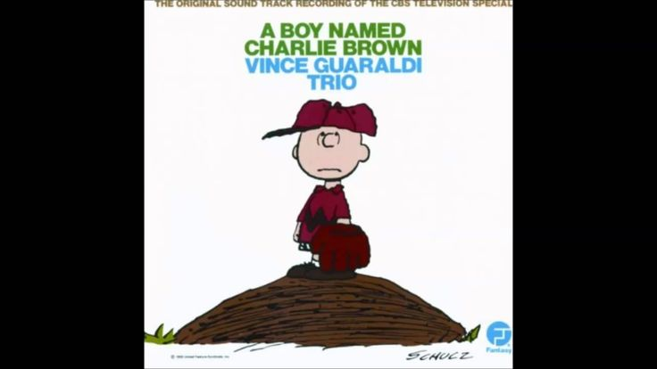 Vince Guaraldi Trio A Boy Named Charlie Brown  Weekend Playlist...  Vince always has fit the season of the stocking.