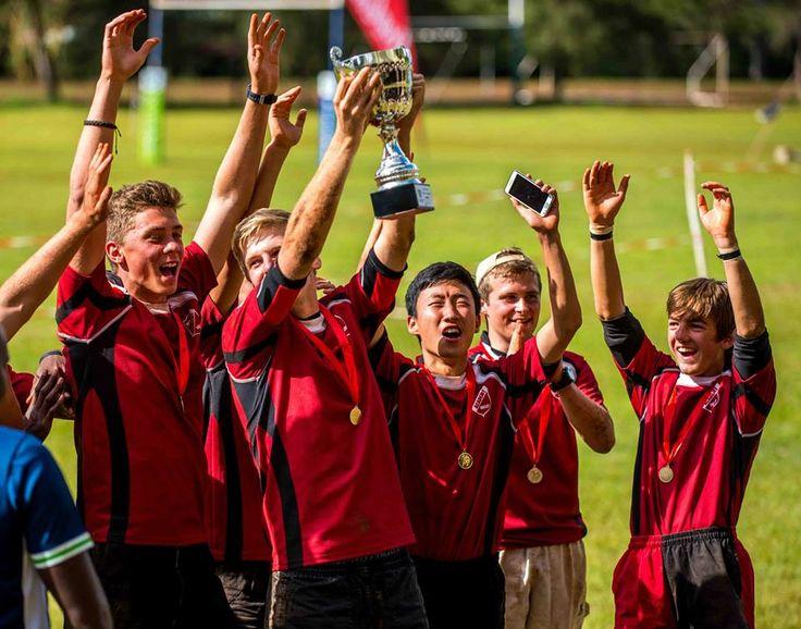 Rift Valley Academy Hillcrest 10's champs