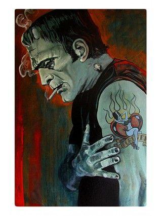 Broken Hearted - Fine Art Print