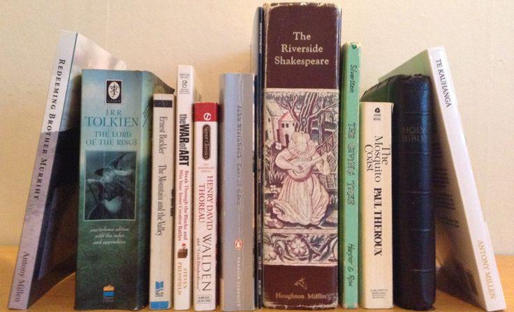 The Minimalist Reader – 10 Books That Will Stay on My Shelf   Antony Millen