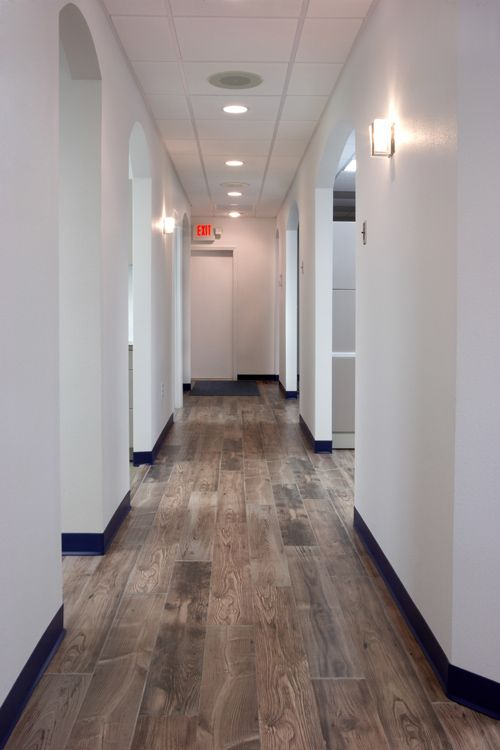 pictures of dental office hallways | Office Tour