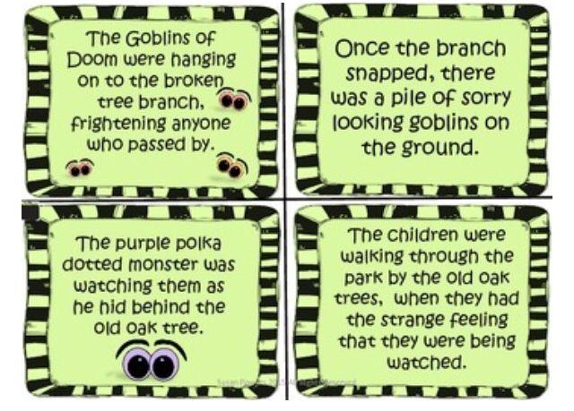 Ghoulish games of cause and effect! 🎃👻#Halloween #readingskills #ibpypteacher #ibpyp #teachersfollowteachers #tpt
